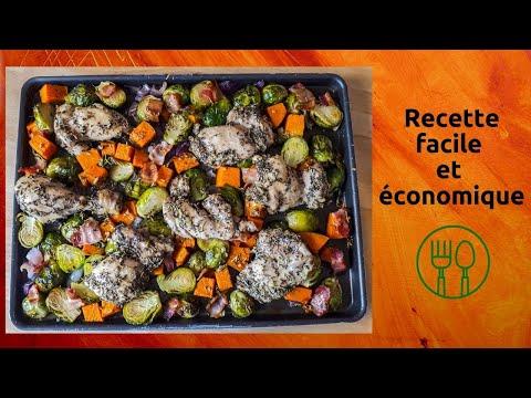 poulet-mariné-et-légumes-d'automne-#132