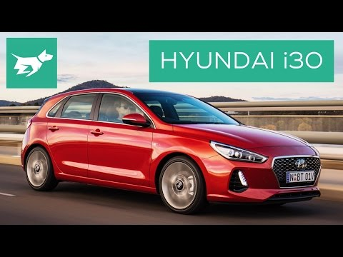 2017 Hyundai i30 Review First Drive