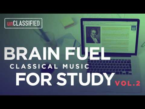 Classical Music for Study Vol. 2 : Brain Fuel | Beethoven