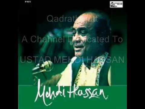 Mehdi Hassan Live.. Rafta Woh Meri