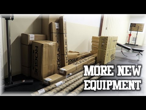 Big Rogue Equipment Haul | Personal Training Studio | Ascension Performance LLC