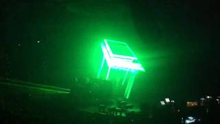 Chemical Brothers - Melbourne 2011 - Hey Boy, Hey Girl