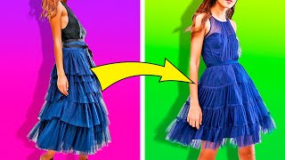39 DIY CLOTHING AND FASHION HACKS