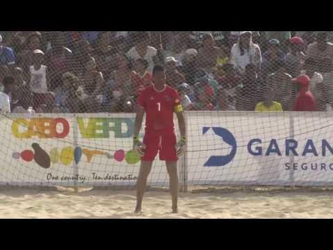Sal Beach Soccer Cup 2017  Cape Verde   PORTUGAL