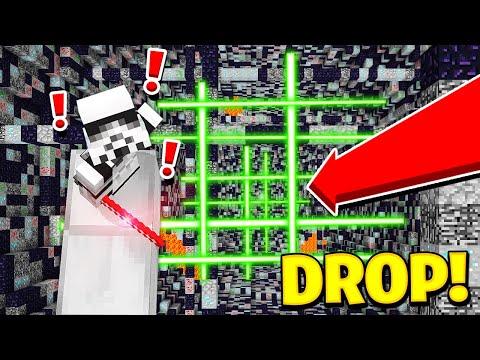 INSANE MINECRAFT STAR WARS DROPPER MAP!