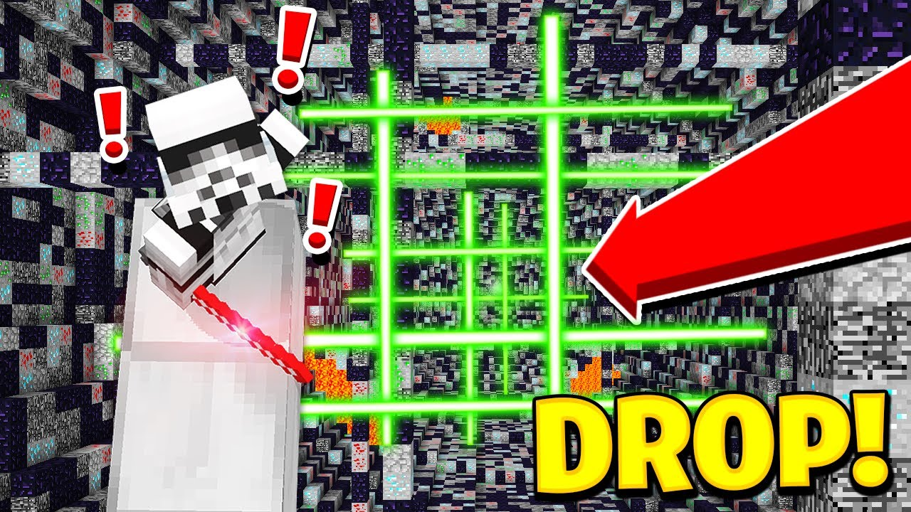 how to get minecraft dropper map