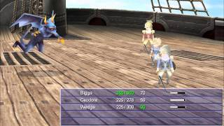PC Longplay [658] Final Fantasy IV The After Years (part 01 of 13)