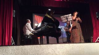 "Laura Campisi Sicily Revisited - ""Mafia e Parrini"""