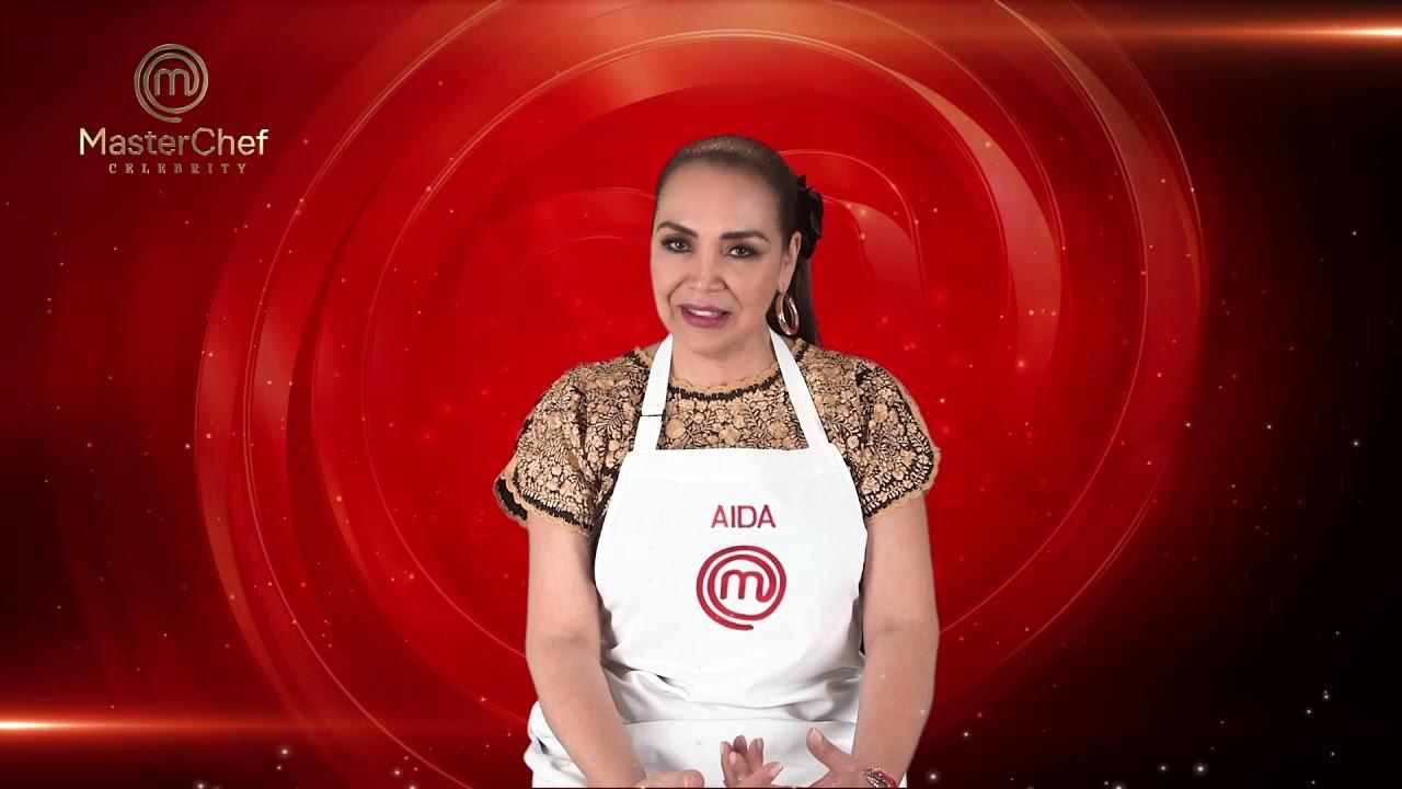 ¡Aida Cuevas nos viene a demostrar su pasión por la cocina! | MasterChef Celebrity