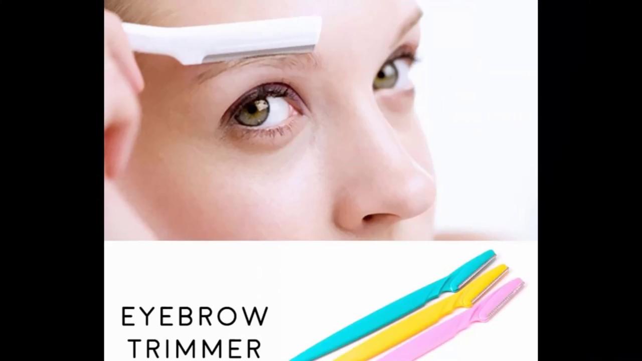 Eyx Formula Three Pcs Colorful Makeup Tool Eyebrow Shaper Eyebrow