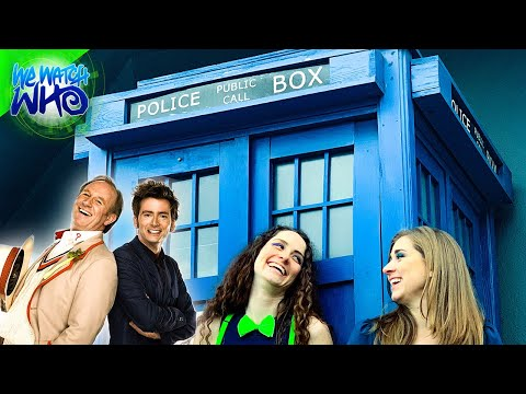 Doctor Who | Reaction | Time Crash Tardisode | We Watch Who