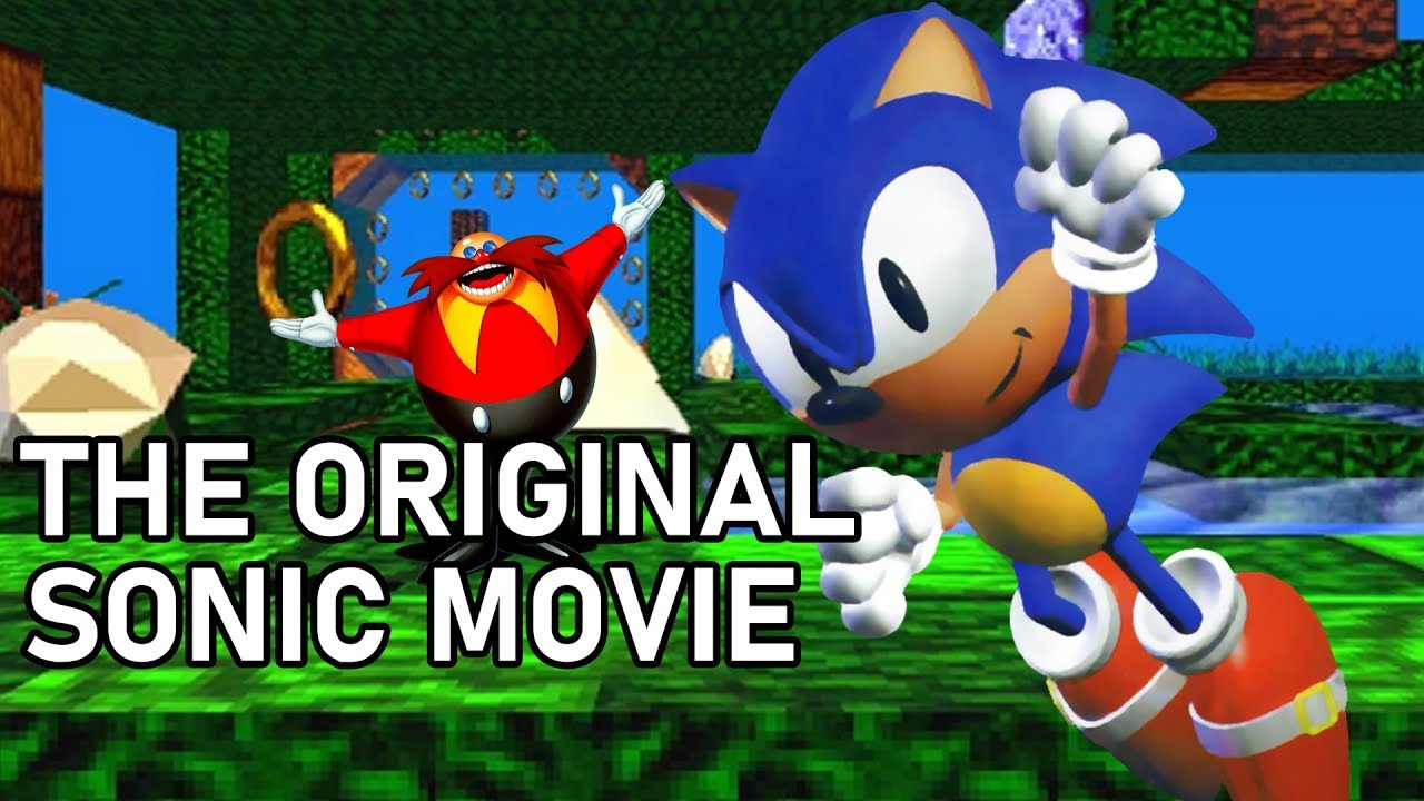 The First Sonic Movie Sonic The Hedgehog Wonders Of The World Youtube