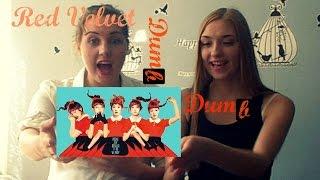 Red Velvet 레드벨벳_Dumb Dumb_ D&A Reaction