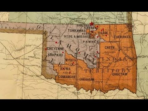 Supreme Court Rules That About Half Of Oklahoma Is Native ...