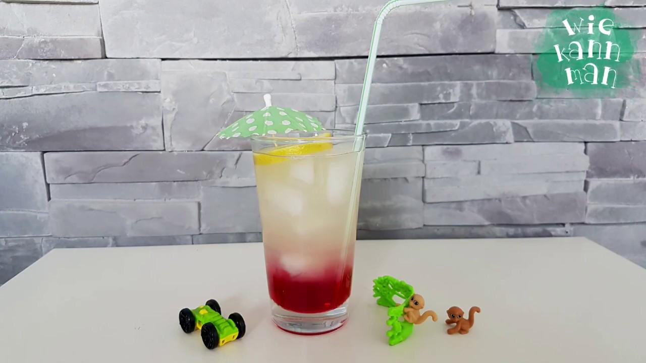 1426135da2f enfacher Kinder Cocktail nur mit 2 Zutaten - YouTube