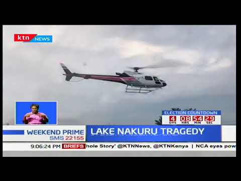 Safety concerns raised at Lake Nakuru National Park: KWS does not have  boats stationed at park