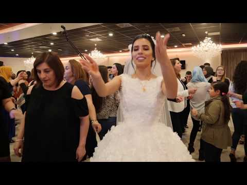 BURCU & YASIN   KIRSEHIRIN GULLERI OYUN HAVASI TURKISH WEDDING