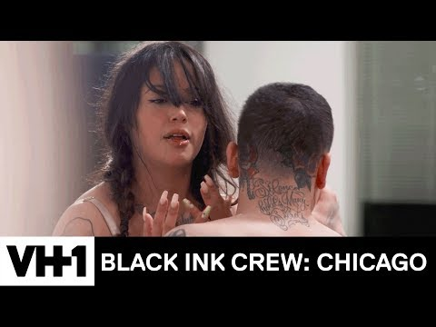 Cobra Walks In On Lily & Junior Hooking Up | Black Ink Crew: Chicago