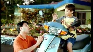Honda 2-Wheelers India Corporate TV Commercial