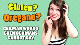 GERMAN WORDS That Even GERMANS SAY WRONG