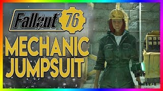 All clip of fallout 76 outfit locations | BHCLIP COM