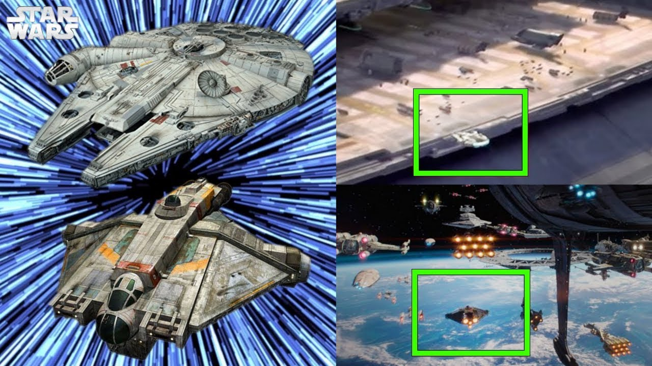 Why Han Solo Says The Ghost In Rebels Was The Best Ship Canon Youtube
