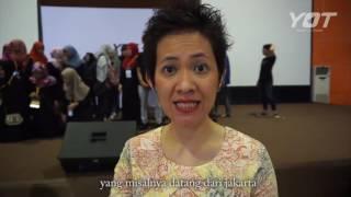 #TOPWordsVideo: Kenapa Harus Ikut Seminar Seperti #IMPACT? by Maya Arvini