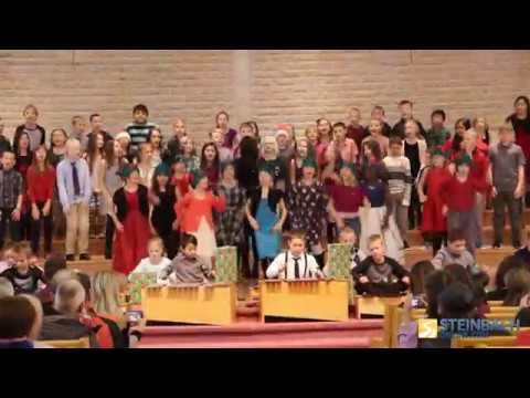 Woodlawn School Christmas Concert Highlights