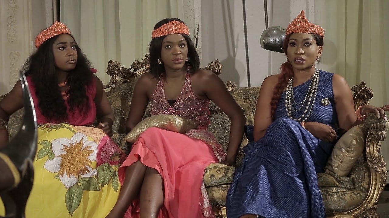 Download Three Beautiful Queens pt 2 - Chacha Eke|Oge Okoye|Lizzy Gold| New Movie|Latest movie