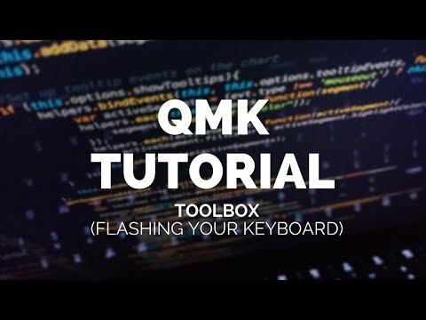 QMK Tutorial: QMK Toolbox (Flashing Your Keyboard on Windows)