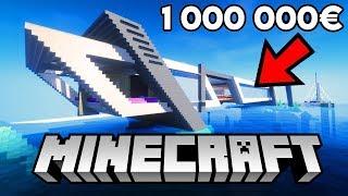 Baixar UNE INCROYABLE VILLA DE LUXE A 1.000.000€ DANS MINECRAFT !
