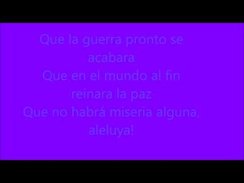 Il Divo-  Aleluya Lyrics (letra)