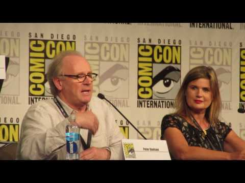 Peter Davison, Sophie Aldred, and Colin Baker React to Casting of Jodie Whittaker