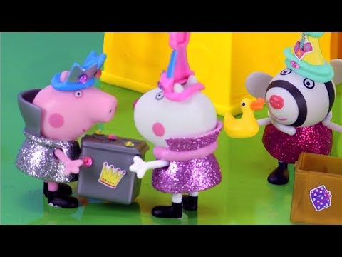 Peppa Pig Official Channel | What's inside Peppa's Secret Surprise Box?