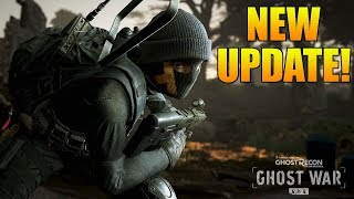 NEW HUGE UPDATE! - Ghost War | New Operator, Uplink Game Mode, Weapon Attachments, Maps & MORE!