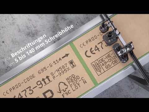 REA JET DOD 2.0 Großschrift Tintenstrahldrucker
