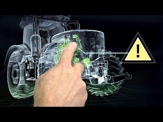 FarmSight Services - Monitoraggio remoto della macchina - 8R Engine Fan Drive