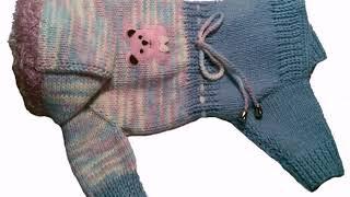 китайская хохлатая собака вязаная одежда своими руками