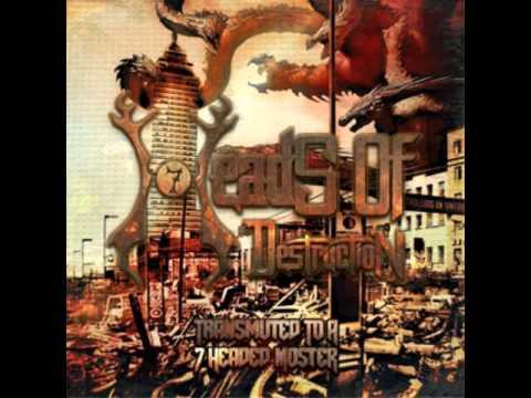 7 Heads of  Destruction-Deseos Prohibidos
