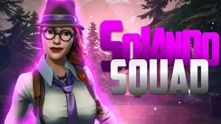 SOLANDO SQUADS !! HIGHLIGHT (Fortnite Battle Royale PS4 PRO)
