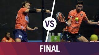 FINAL Bela/Lima VS Mati/Maxi Keler Bilbao Open 2017 | WPT