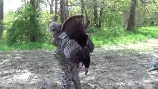 Turkey Hunting in 5th season 2014 - Skull Krushers