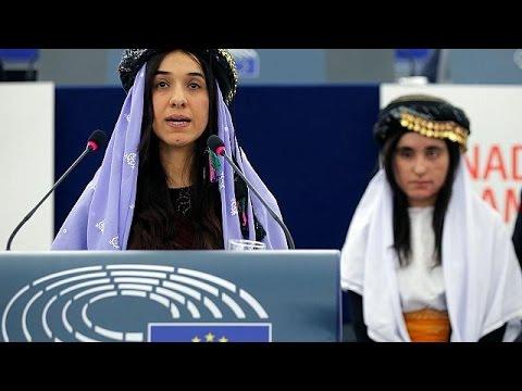 Yazidi Islamic State survivors and...