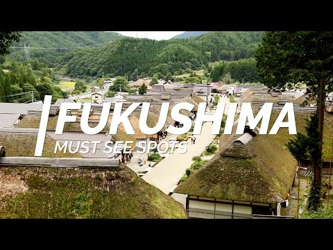 All about Fukushima-Must see spots in Fukushima | Japan Travel Guide