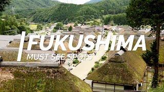All about Fukushima-Must see spots in Fukushima | Japan Travel Guide