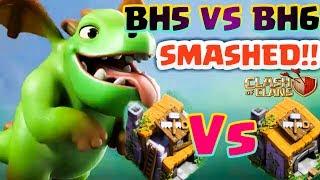 BH5 Vs BH6(NEW) 3 STAR!! SMASHING BH6 WITH BABY DRAGON