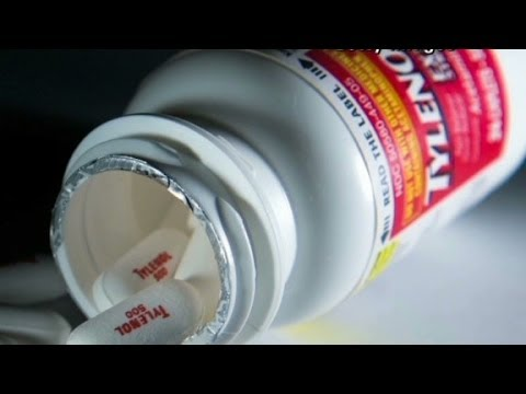 Study links acetaminophen to ADHD risk