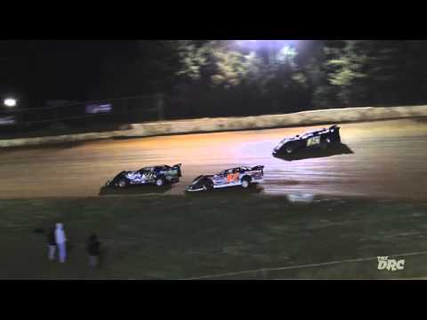 411 Motor Speedway | 1.1.16 | 6th Annual Hangover 40 | B-Main