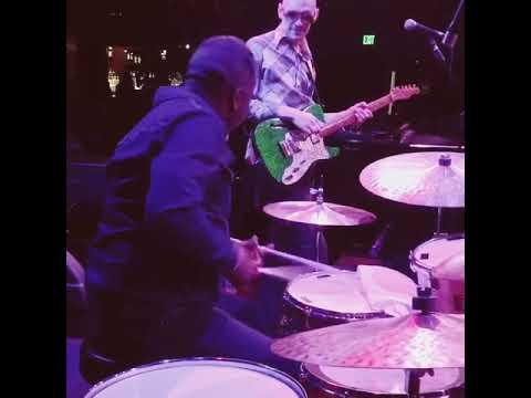 NATE SMITH drum solo at Dakota Jazz *dropped stick