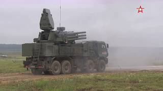 Новейшие образцы российского вооружения в действии